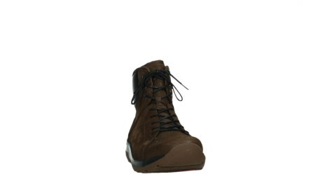 wolky ankle boots 03026 ambient 11410 tobacco brown nubuckleather_6