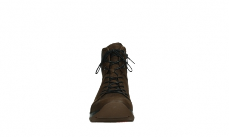 wolky ankle boots 03026 ambient 11410 tobacco brown nubuckleather_7