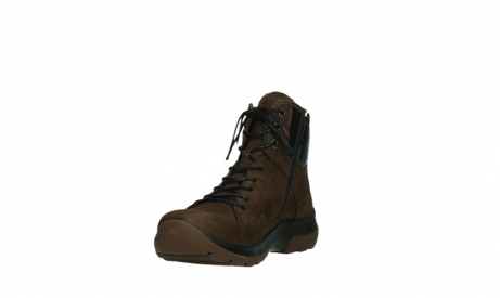 wolky ankle boots 03026 ambient 11410 tobacco brown nubuckleather_9