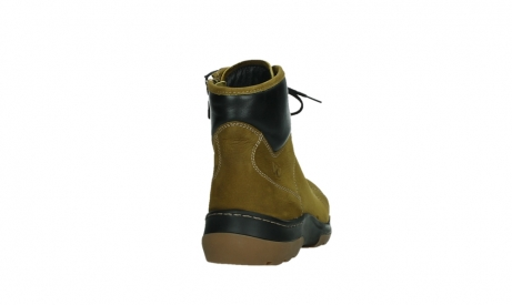 wolky ankle boots 03026 ambient 11940 mustard nubuckleather_20