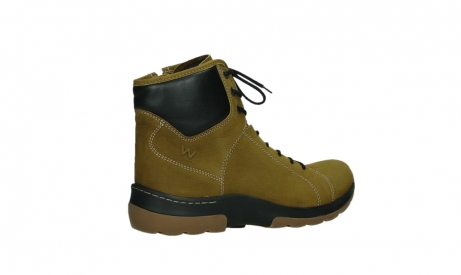 wolky ankle boots 03026 ambient 11940 mustard nubuckleather_23
