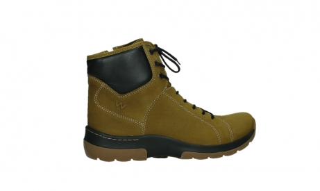 wolky ankle boots 03026 ambient 11940 mustard nubuckleather_24