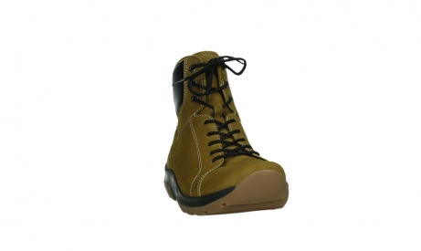 wolky ankle boots 03026 ambient 11940 mustard nubuckleather_6