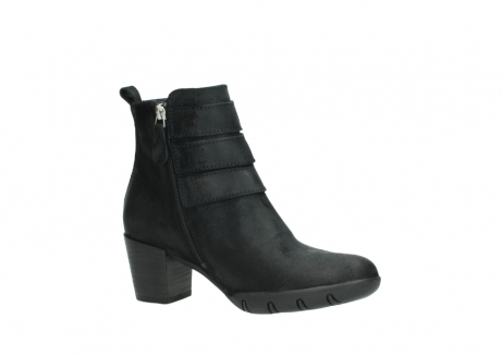 wolky ankle boots 03677 willmore 40001 black suede_15