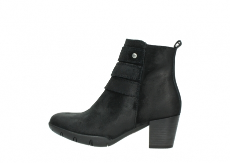 wolky ankle boots 03677 willmore 40001 black suede_2
