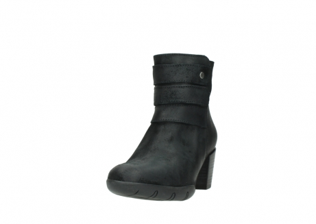 wolky ankle boots 03677 willmore 40001 black suede_21