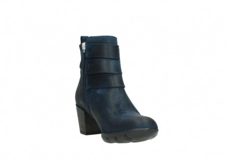 wolky ankle boots 03677 willmore 40801 blue suede_17