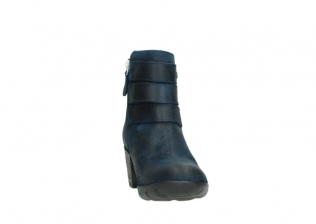 wolky ankle boots 03677 willmore 40801 blue suede_18