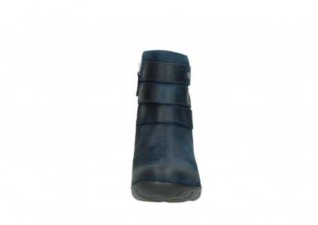 wolky ankle boots 03677 willmore 40801 blue suede_19