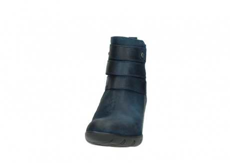 wolky ankle boots 03677 willmore 40801 blue suede_20