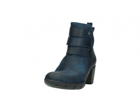 wolky ankle boots 03677 willmore 40801 blue suede_21