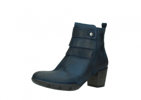 wolky ankle boots 03677 willmore 40801 blue suede_23