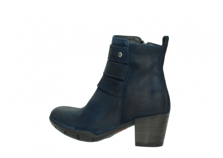 wolky ankle boots 03677 willmore 40801 blue suede_3