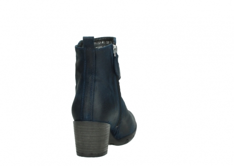 wolky ankle boots 03677 willmore 40801 blue suede_8