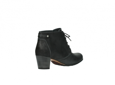 wolky bottines 03751 ball 10210 cuir anthracite_10