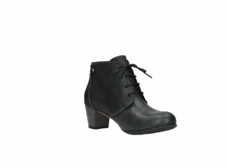 wolky bottines 03751 ball 10210 cuir anthracite_16