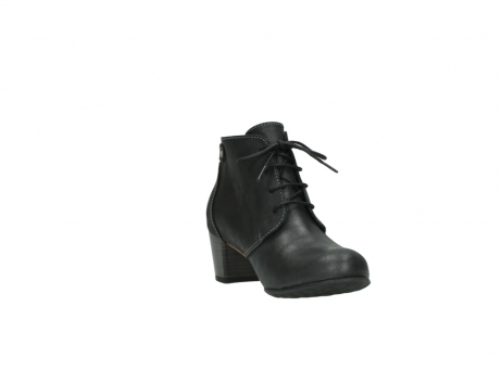 wolky bottines 03751 ball 10210 cuir anthracite_17