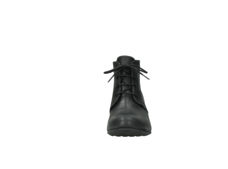 wolky bottines 03751 ball 10210 cuir anthracite_19