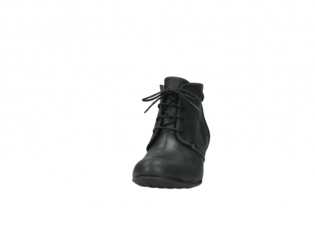wolky bottines 03751 ball 10210 cuir anthracite_20