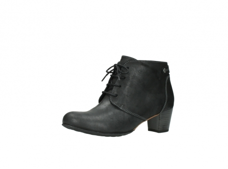 wolky bottines 03751 ball 10210 cuir anthracite_23
