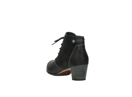 wolky bottines 03751 ball 10210 cuir anthracite_5