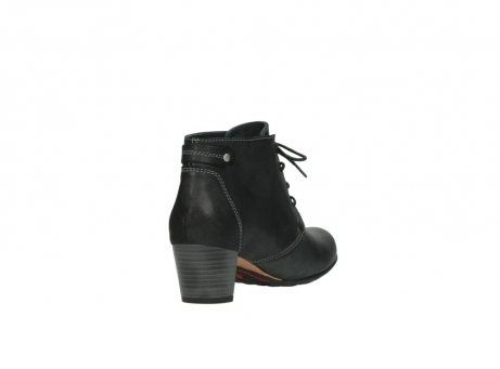 wolky bottines 03751 ball 10210 cuir anthracite_9