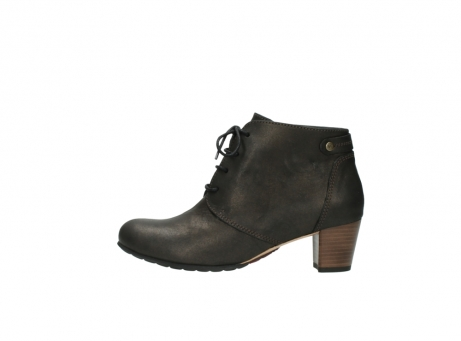 wolky ankle boots 03751 ball 10300 mottled metallic brown leather_1