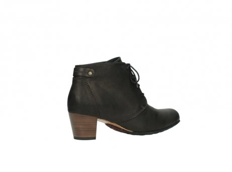 wolky ankle boots 03751 ball 10300 mottled metallic brown leather_11