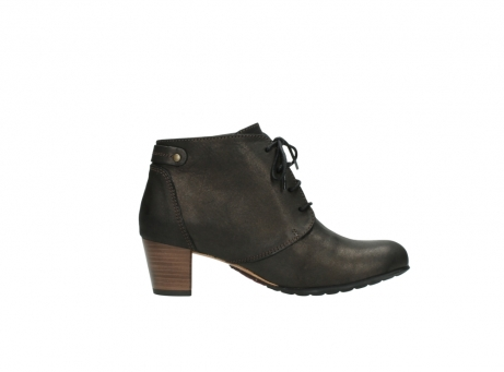wolky ankle boots 03751 ball 10300 mottled metallic brown leather_13