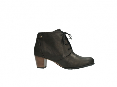 wolky ankle boots 03751 ball 10300 mottled metallic brown leather_14
