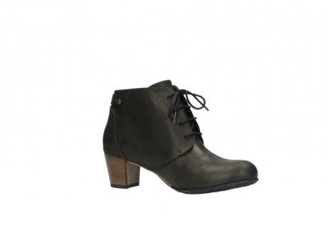wolky ankle boots 03751 ball 10300 mottled metallic brown leather_15