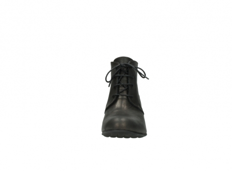 wolky bottines 03751 ball 10300 cuir marron_19