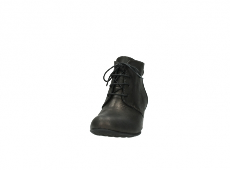 wolky bottines 03751 ball 10300 cuir marron_20