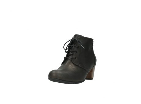 wolky ankle boots 03751 ball 10300 mottled metallic brown leather_21