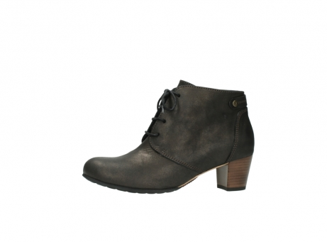 wolky ankle boots 03751 ball 10300 mottled metallic brown leather_24