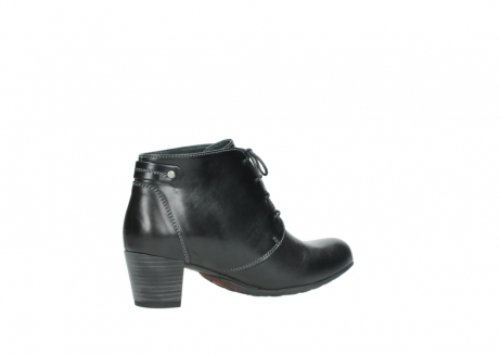 wolky ankle boots 03751 ball 20000 black leather_11