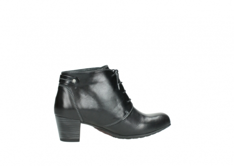 wolky ankle boots 03751 ball 20000 black leather_12