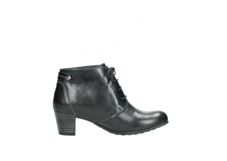 wolky ankle boots 03751 ball 20000 black leather_13