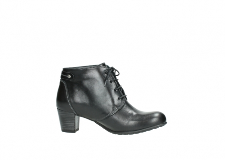 wolky ankle boots 03751 ball 20000 black leather_14