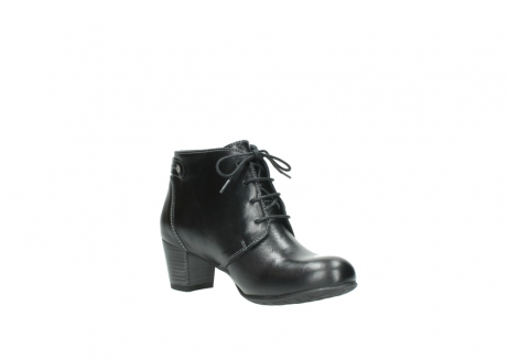wolky ankle boots 03751 ball 20000 black leather_16