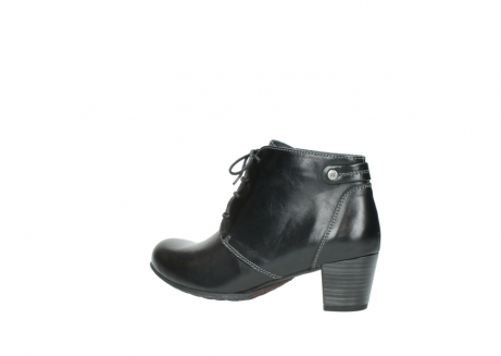 wolky ankle boots 03751 ball 20000 black leather_3