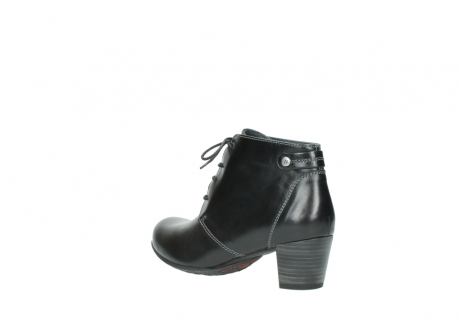 wolky ankle boots 03751 ball 20000 black leather_4