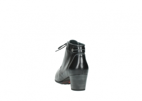 wolky ankle boots 03751 ball 20000 black leather_6