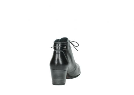 wolky ankle boots 03751 ball 20000 black leather_8
