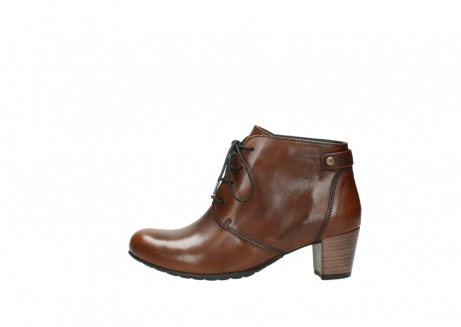wolky bottines 03751 ball 20430 cuir cognac_1