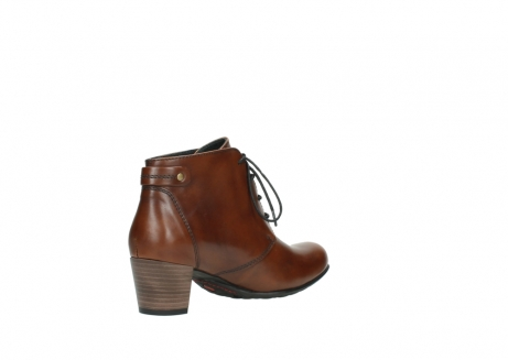 wolky ankle boots 03751 ball 20430 cognac leather_10