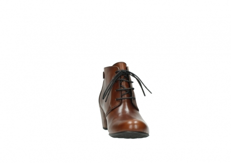 wolky bottines 03751 ball 20430 cuir cognac_18