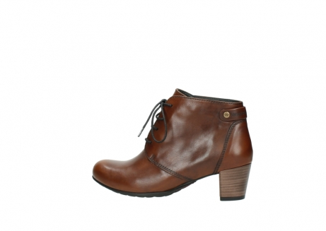 wolky bottines 03751 ball 20430 cuir cognac_2
