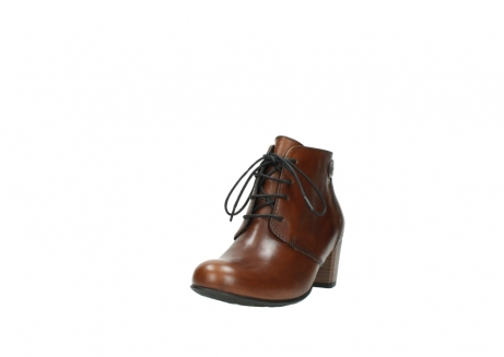 wolky ankle boots 03751 ball 20430 cognac leather_21