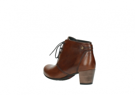 wolky ankle boots 03751 ball 20430 cognac leather_4